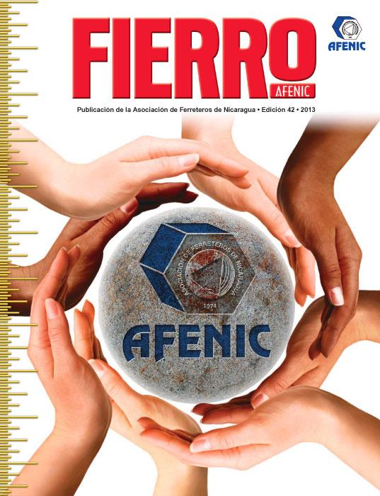Revista Fierro Eicion 42 - AFENIC