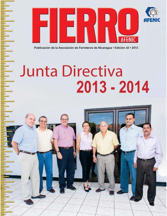Revista Fierro Eicion 43 - AFENIC