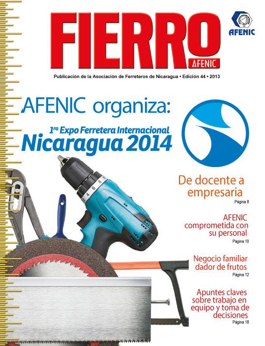 Revista Fierro Eicion 44 - AFENIC