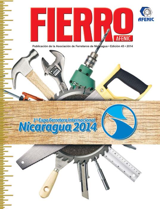 Revista Fierro Eicion 45 - AFENIC