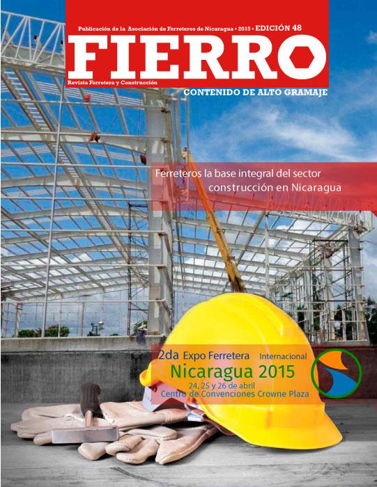 Revista Fierro Eicion 48- AFENIC