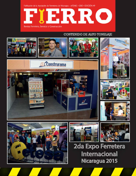 Revista Fierro Eicion 49 AFENIC