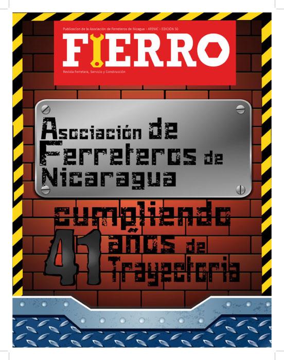 Revista Fierro Eicion 50 AFENIC