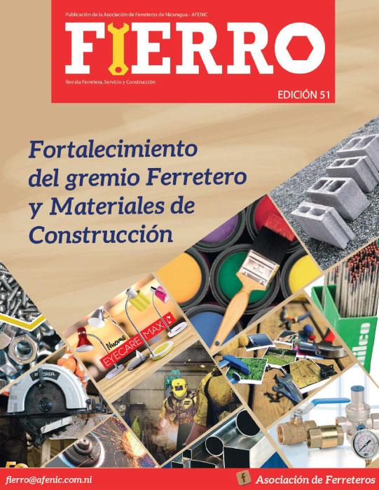 Revista Fierro Eicion 51- AFENIC