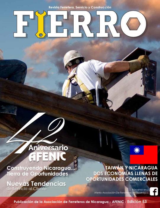 Revista Fierro Eicion 53- AFENIC