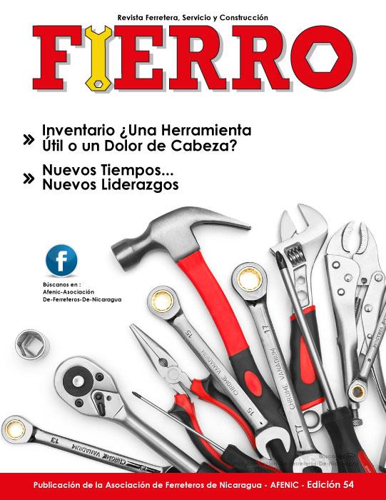 Revista Fierro Eicion 54- AFENIC