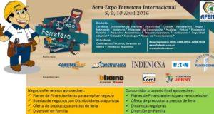 Expo Ferretera 2016 beneficios - AFENIC