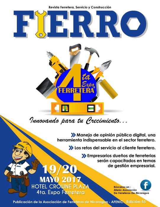 Revista Fierro - Edición 55 - AFENIC